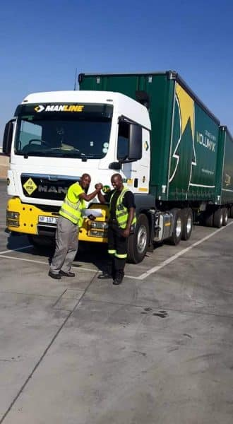 Trucking towards SHEQ success