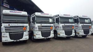 Sizanani Bulk chooses DAF trucks