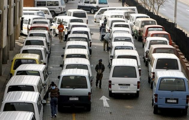 Taxi strike looming in Johannesburg