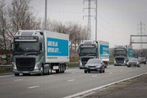 Truck Platooning, a success story