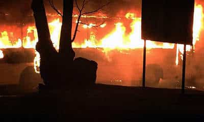 19 Autopax buses torched in Pretoria