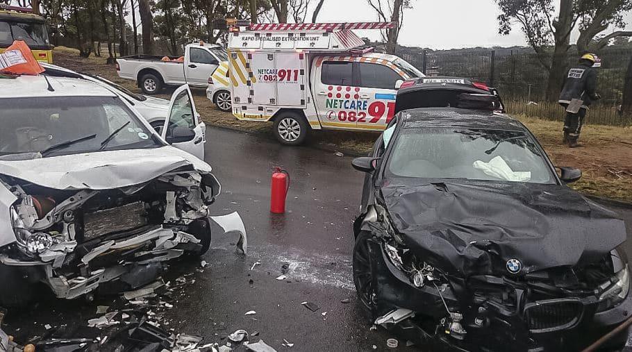 HIGGINSON HIGHWAY CRASH LEAVES 4 SERIOUSLY INJURED