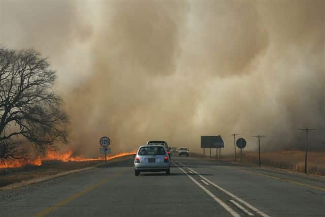 N3 accident between Warden and Villiers caused by smoke | SA