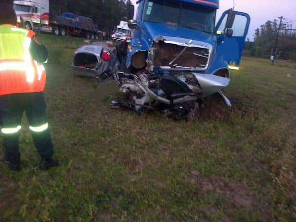 MAN KILLED IN KZN TRUCK VS CAR CRASH