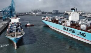 It's the end of an era for Maersk
