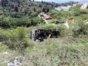 WATCH: Speeding trucks a hazard on KZN roads