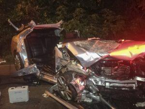 Man killed, another critical after M4 Umhlanga crash