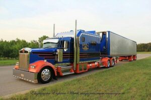 Truck Drivers Needed in America
