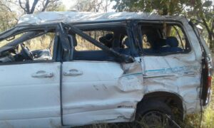 TRAGEDY: 4 Killed In Fatal Accident Along Harare-Bulawayo Highway