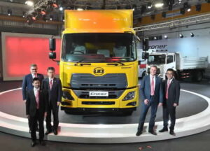 UD Trucks keeps it's brand promise with launch of Croner truck