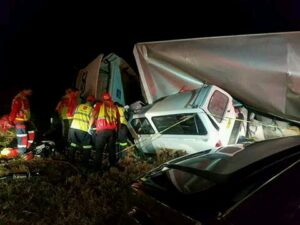 Fatalities In N2 Colchester Multi Vehicle Collision