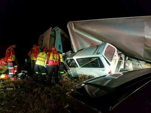 N2 Colchester Collision