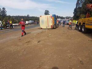 Michaelhouse pupil dies in Pietermaritzburg school bus crash