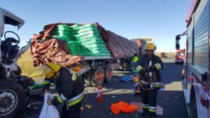 Pics: Two Killed, One Critically Injured In N1 3 Vehicle Crash