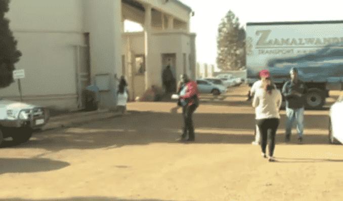zamalwandle bosses torture truck driver