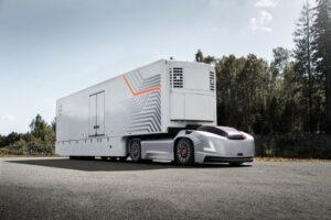 Volvo Trucks developing autonomous electric vehicle for transport