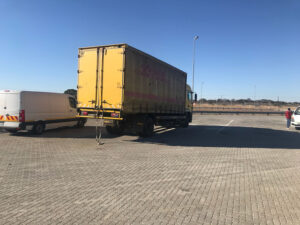 Truck driver nabbed with 87 illegal immigrants in Limpopo