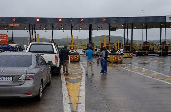 Heavy delays on N3 as crash on Van Reenen causes Tugela toll plaza closure