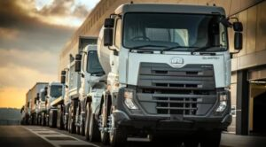 Trucking industry firing on all cylinders