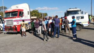 Four truck drivers killed in Polokwane report false