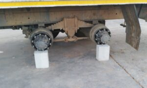 PICS | Tyre and diesel thieves caught redhanded