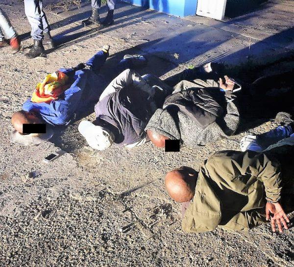 'Blue light' hijackers kill truck driver for R2m copper load