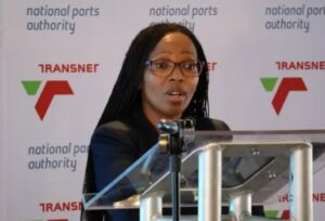 Meet the Port of Cape Town's first black female manager