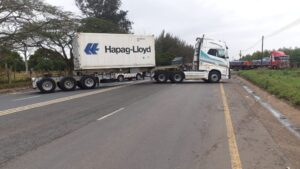 Richards Bay shutdown sparked by the murder of two drivers