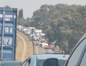 Trucker, two others killed in 3 trucks crash on N14