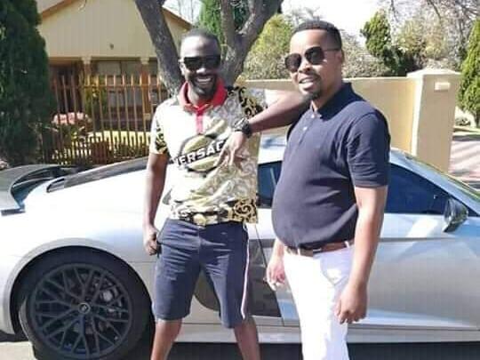 Sam Holdings manager's killer arrested
