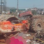 Six killed in KZN earth moving truck accident