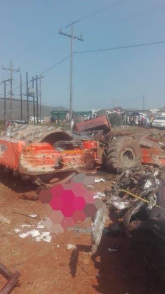 6 killed in Cato Ridge crash
