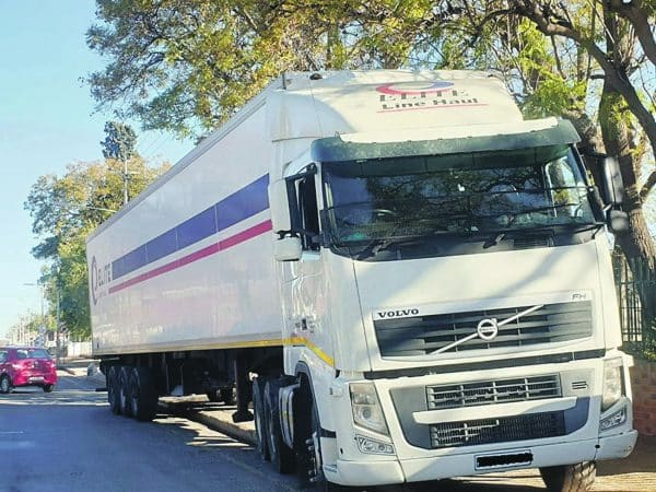 Sympathy for trucker charged with murder after 'driving over thief'