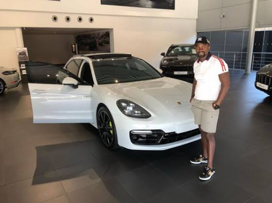 Famous young trucker millionaire Sam Mshengu arrested by the Hawks