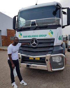 Journey to millions with Sam Mshengu of Sam Holdings Trading