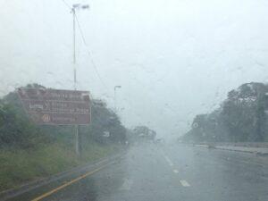 Thunderstorm warning for motorists in KZN