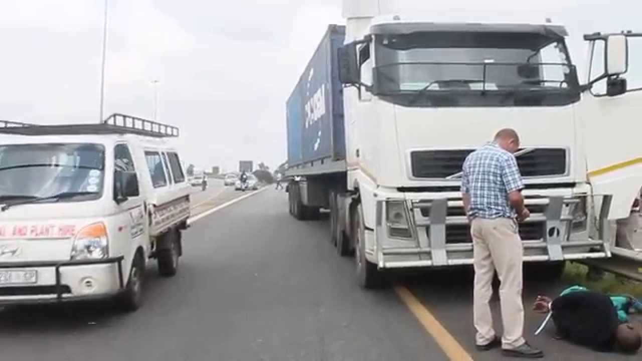 truck hijackings in South Africa