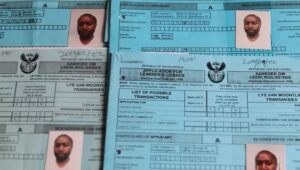 Limpopo licensing officials bust for fraudulently issuing driver's licenses