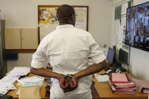 Watch: Man nabbed for writing learners tests for applicants at Marianhill driving licence testing centre
