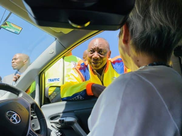 Attitude change needed for safer roads, says Ramaphosa