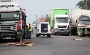 Durban residents seek a ban of trucks from suburbs