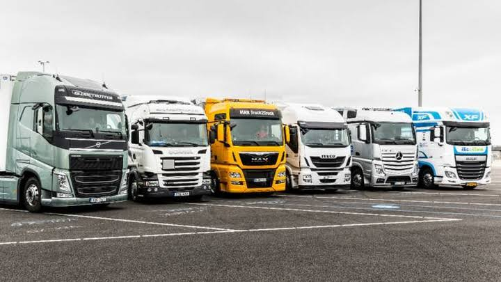 Truck driver shortage across Europe