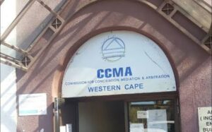 Unfair dismissals constitute the majority of cases referred to the CCMA