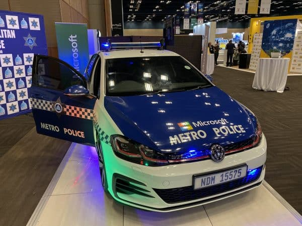 Watch: Durban Metro cops and cars get hi-tech upgrade with body cams