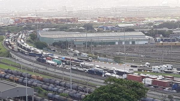 Transporters plan stay away from Durban Container Terminal from 28/11/2019