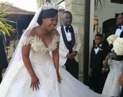 sam mshengu wedding pics