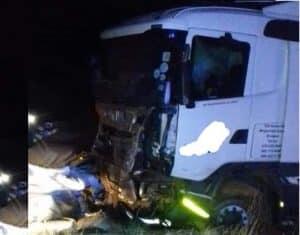 Five killed in Limpopo horrific truck and van crash