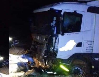 musina truck crash