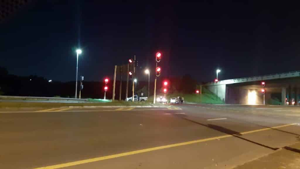 Higginson highway offramp to n2 closed