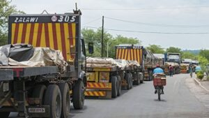 'Uniformed cops' hijack truck transporting copper in Limpopo